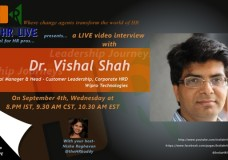 Leadership Journeys at Wipro