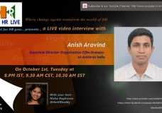 Best practices in Work place Flexibility with Anish Aravind