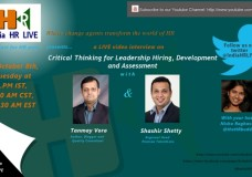 Critical Thinking for Leadership Hiring, Development and Assessment