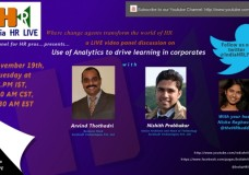 Use of Analytics to drive learning in corporates