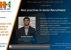 Best practices in Social Recruitment