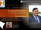 HR beyond employees with Dr. SK Mahapatra