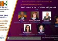 What's next in HR – a Global Perspective