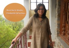 Meet Ruchi Bhatia – #IndiaHRLIVEwriters