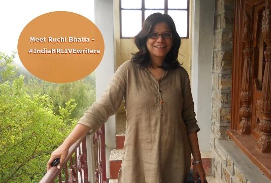 Ruchibhatia