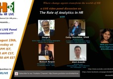 The Role of Analytics in HR